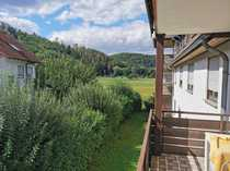 Gepflegte 3-Zi-Wohnung großer Balkon ruhige