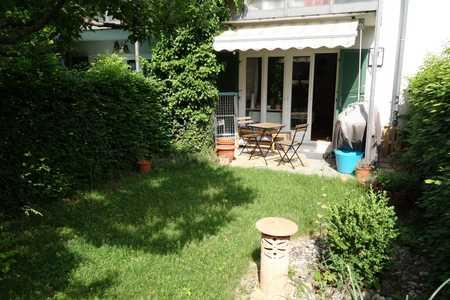 Exklusive, gepflegte 2-Zimmer-EG-Wohnung mit Garten, EBK und TG in Ingolstadt in Friedrichshofen (Ingolstadt)