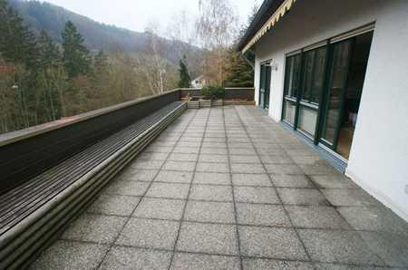 Wohnen direkt an der schönen Ilz mit riesiger Dachterasse! in Grubweg (Passau)