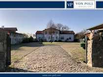 Familienfreundliche Hofanlage - Landsitz mit weitläufigem