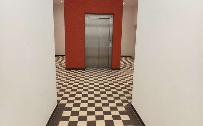 Eingangsbereich Hausflür