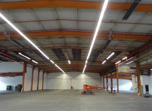 *PROVISIONSFREI* zentrumsnahe Lager-/Logistikflächen im Lloyd Industriepark