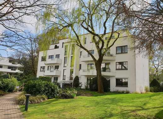 Sonnige 3-Zimmer-Wohnung mit 2 Balkonen in den Hamburger Elbvororten