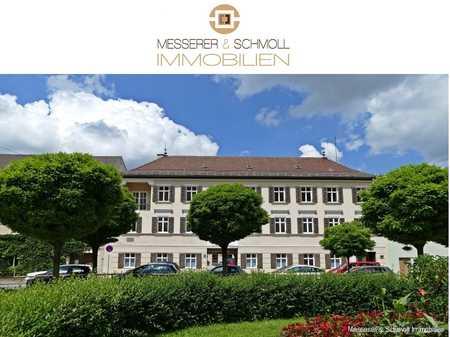 Sanierte und ruhig gelegene Erdgeschosswohnung in einem Innenhof der Freyung! in Altstadt (Landshut)
