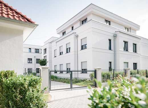Angenehmes Wohnklima in charmanter 3-Zimmer Wohnung mit Balkon, Ankleide und 2 Bädern