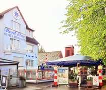Cuxhaven Hotel Restaurant in bester
