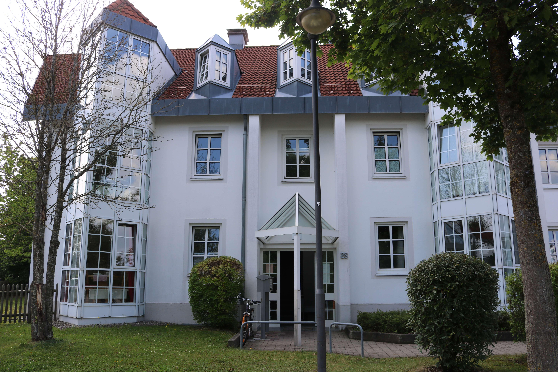 Helle 2-Zimmer im Dachgeschoss in Mindelheim