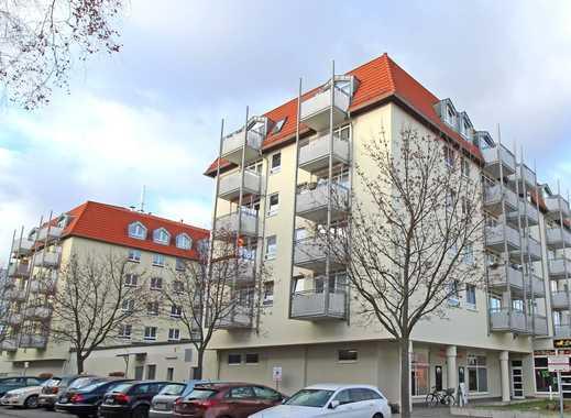 Angenehme 2-Zimmer-Wohnung mit Balkon und Einbauküche in Magdeburg