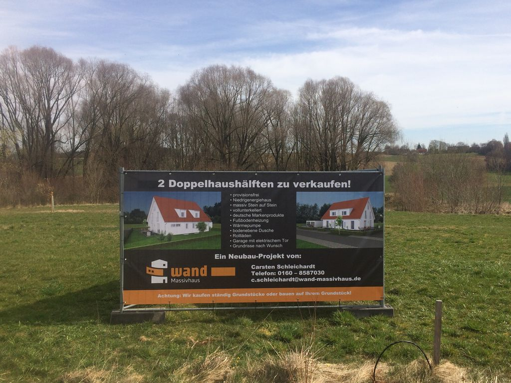 Hier kann Ihr neues Zuhause gebaut werden! * Ruhige Lage * S-Bahn ...