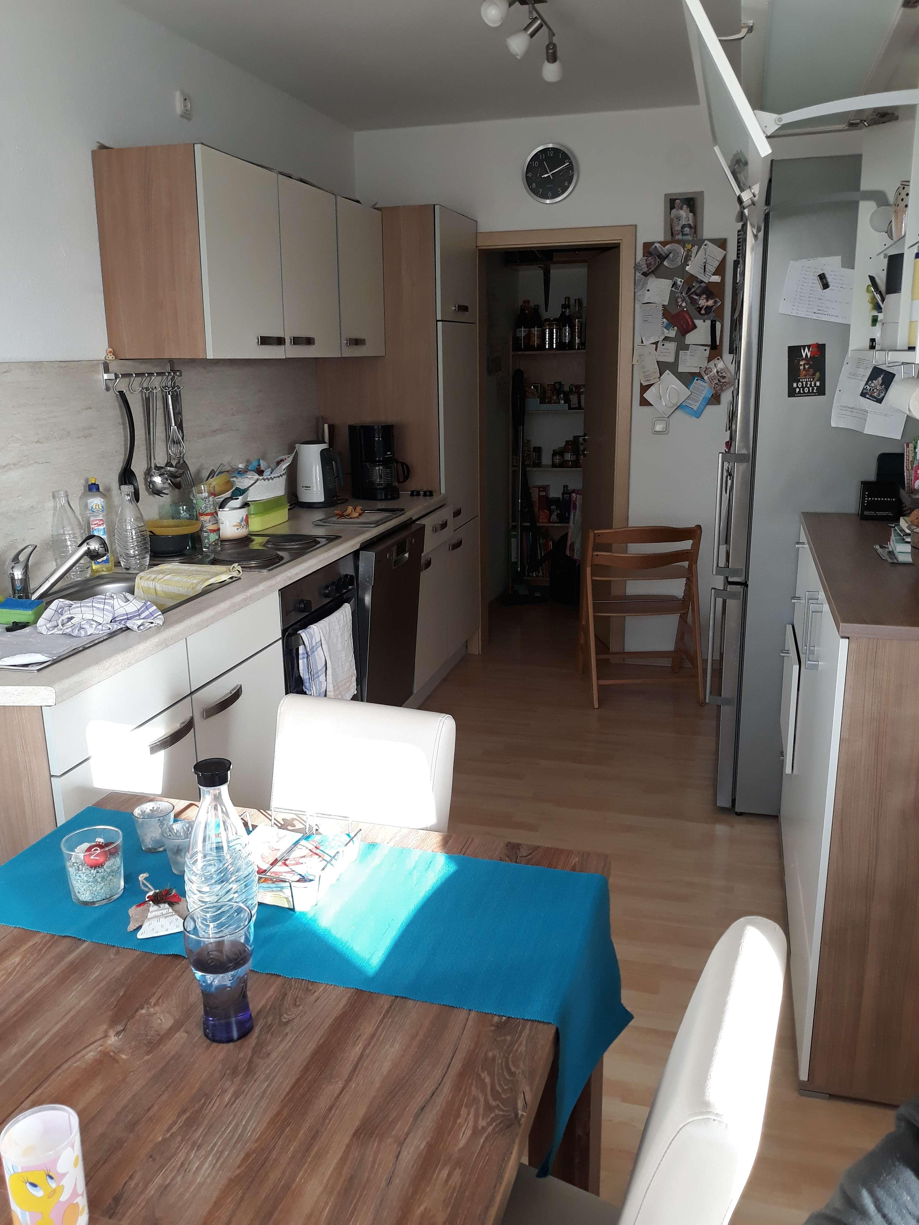 Einziehen und sich wohlfühlen - 3-Zimmerwohnung Würzburg-Lengfeld in