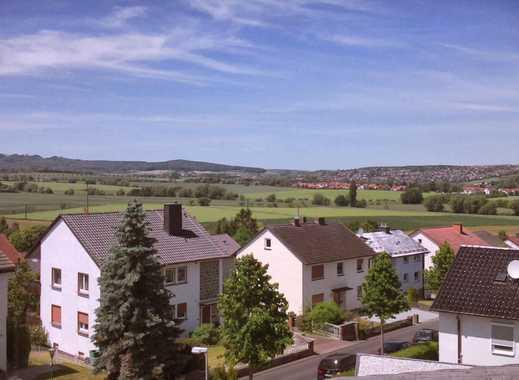 OG Wohnung in Vellmar mit herrlichem Blick