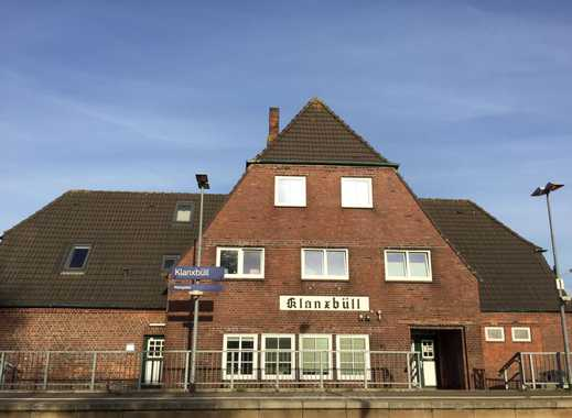 Nettes Apartment-K4 auf Vollzeit, Warm Miete inkl. Internet / TV direkt im Bhf. Klanxbüll