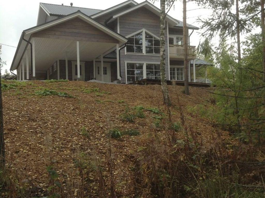 Absolut Neues Haus In Der Beste Lage In Finnland