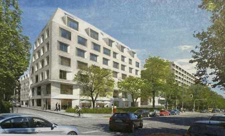 Stilvolle 4-Zimmer-Maisonette-Wohnung mit Terrasse und Gartenanteil in Maxvorstadt, München in Maxvorstadt (München)