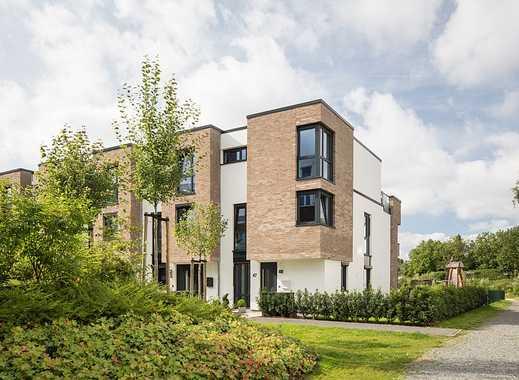 Erstklassig Wohnen im Mühlenviertel - außergewöhnliche Stadthäuser in begehrter Lage in Bremen-Horn