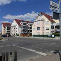Schöne 3-ZKB-Wohnung im DG mit