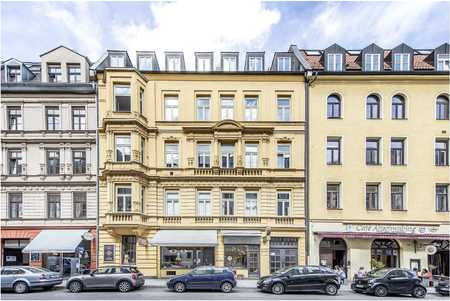 Spacious, well lit, single bedroom apartment in the center of Maxvorstadt in Maxvorstadt (München)