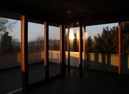 Ein Traum aus Licht und Sicht - Penthouse- Wohnung - Erstbezug am Hünerberg