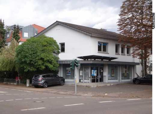 Wohnung in einem Wohn/Geschäftsh.  z.Zt. vermietet, SLS-City, auch für Ladenlokal/Büro/Praxis