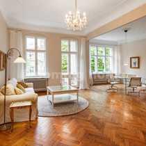 Ein fabelhaftes Zuhause Großzügige Altbauwohnung