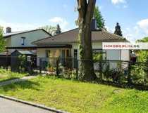 IMMOBERLIN DE - Sehr behaglicher Bungalow