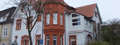 Loftartige DG-Wohnung im Zentrum von B.O., EBK