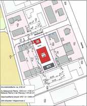 Unbebautes Grundstück im Gewerbegebiet Zellhausen