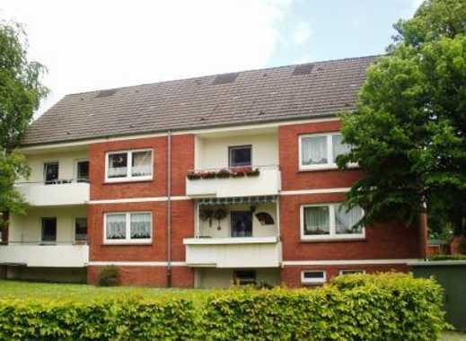 Günstige 3-Zimmer-Wohnung in zentrumsnaher Lage von Jever