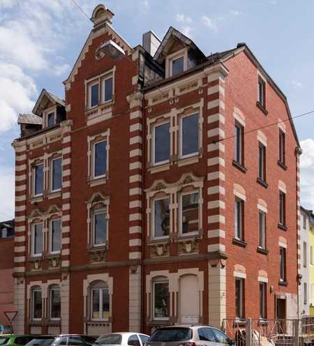 Renovierte großzügige 2 Zimmer Wohnung in zentraler Lage ab sofort frei in Hof-Innenstadt