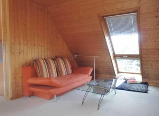 INTERLODGE Sehr gemütlich und modern möbliertes DG-Apartment in Essen-Bredeney