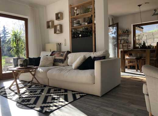 Exklusive 2-Zimmer-Terrassenwohnung mit Schwedenofen und Einbauküche in Herzogenaurach