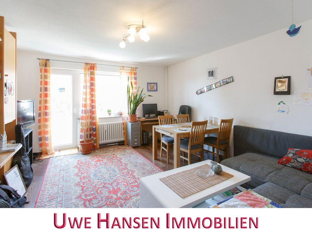 Das freundliche Wohn/Esszimmer