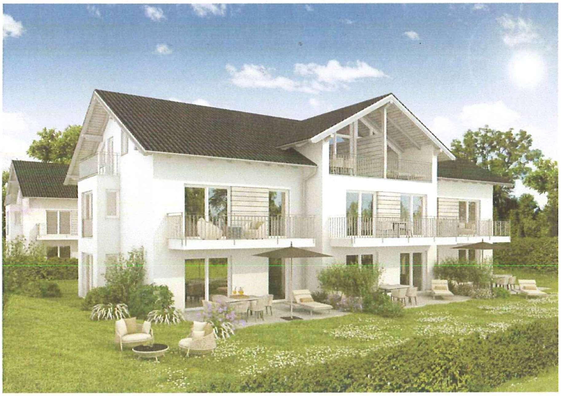 3-Zi DG Neubau mit sehr gutem Grundriss in Bruckmühl