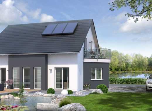 Wunderschönes helles EFH inklusive Grundstück, Bodenplatte, TOP-Wellnessbad-Ausstattung und Markenkü