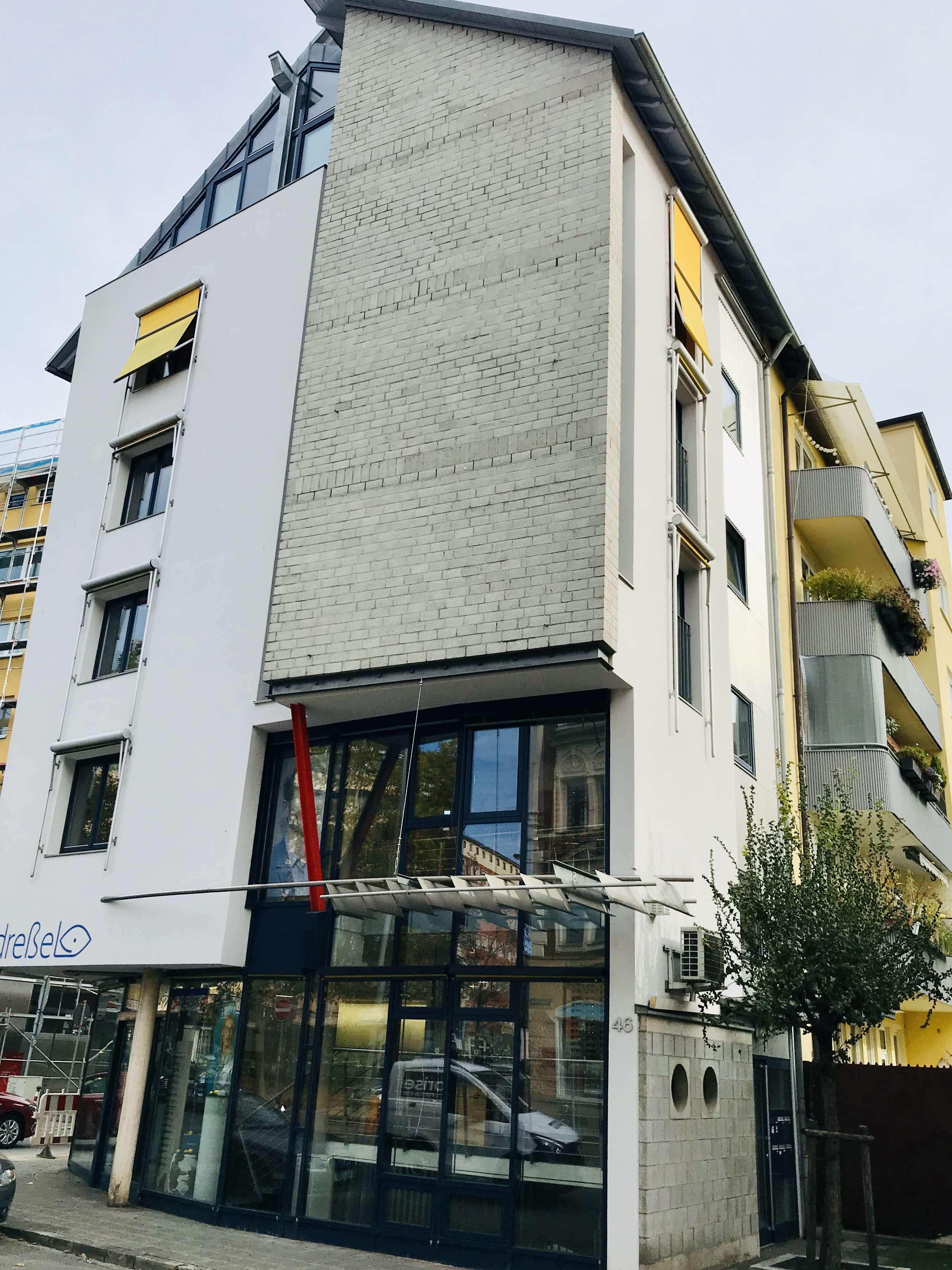 Exklusive, geräumige und gepflegte 1-Zimmer-Loft-Wohnung mit EBK in Nürnberg in Veilhof (Nürnberg)
