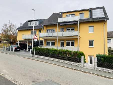 Gepflegte 4-Raum-Hochparterre-Wohnung mit Balkon und Einbauküche in Herzogenaurach in Herzogenaurach