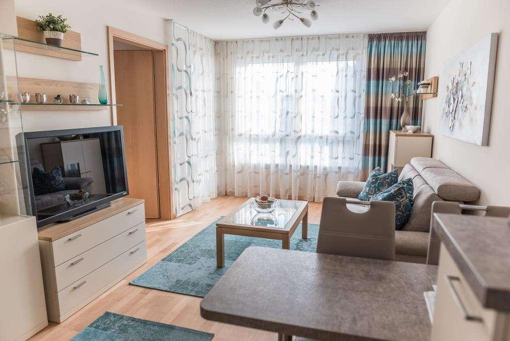 Außergewöhnliche 3-Zimmer-Dachterrassen-Wohnung für Senioren - Villa Nopitschpark in