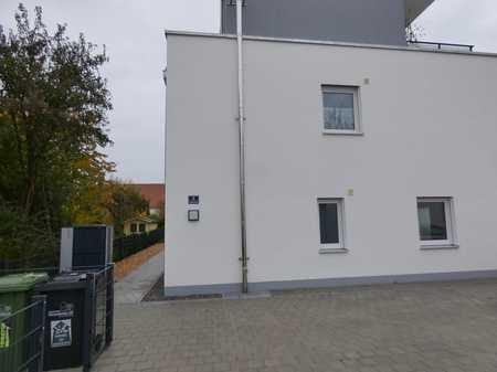 Ingolstadt Nord-Ost, Top 2 Zi. EG -Whg. mit gr. Terrasse, Erstbezug in Nordost (Ingolstadt)