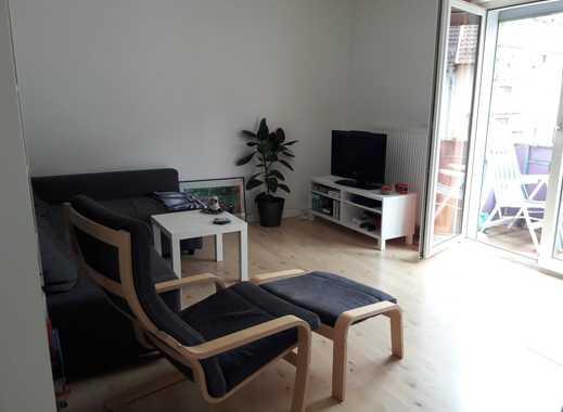 Modernisierte 2-Zimmer-Wohnung mit Balkon und EBK in Heidelberg Handschuhsheim