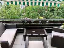 Bild Voll möblierte 4-Zimmer-Maisonette-Wohnung mit Balkon zur Zwischenmiete