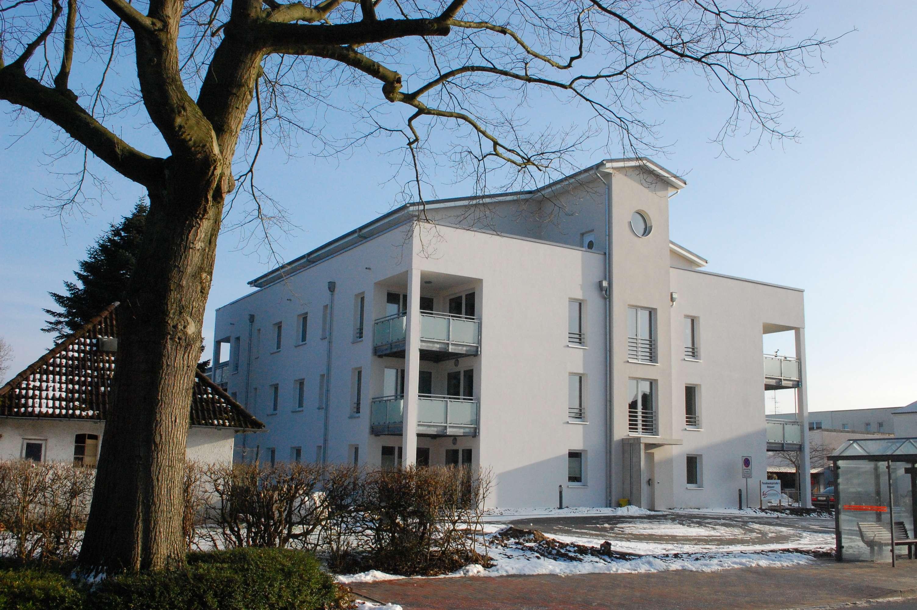 1-Zimmer Rentnerwohnung im Zentrum von Brunsbüttel