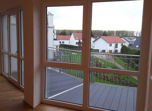 Erstbezug mit EBK und Balkon: freundliche 3-Zimmer-Wohnung in Nierstein