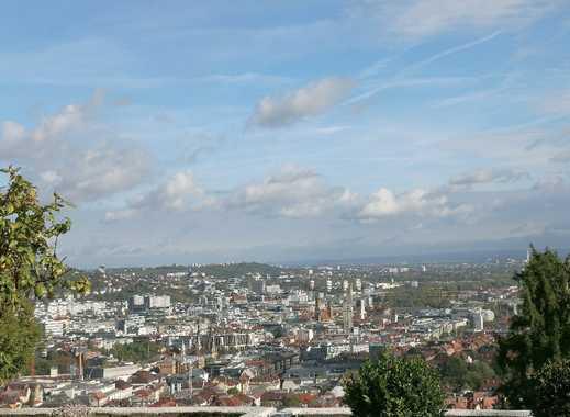 moderne 3 Zi-Terrassenwohnung mit Panoramablick in Halbhöhenlage Stuttgart/Haigst
