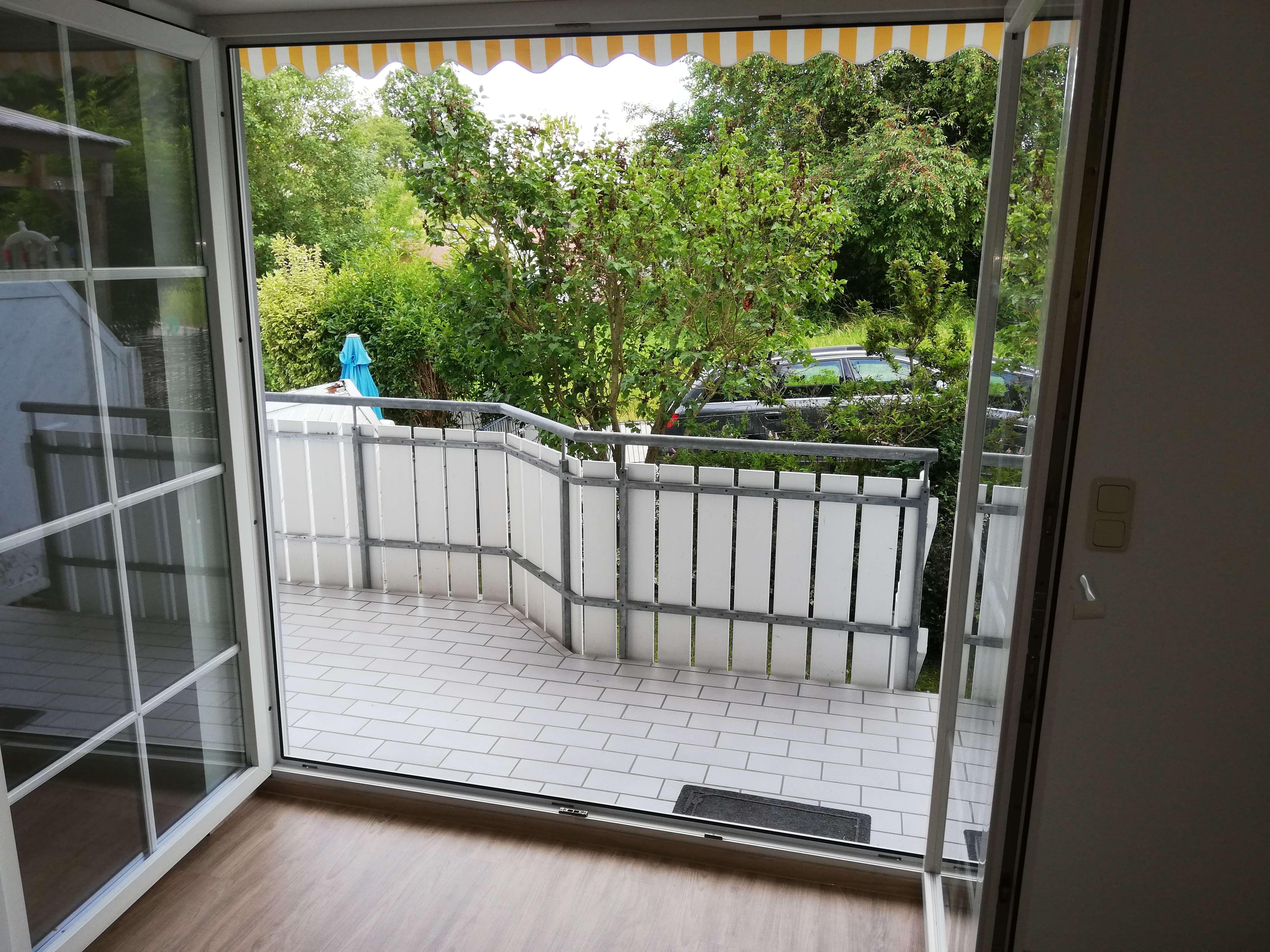 Vollständig renovierte 2-Zimmer-Erdgeschosswohnung mit Garten in