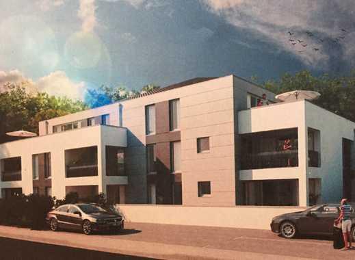 Erstbezug: 2-Zimmer-Wohnung mit Einbauküche und Terrasse in Bad Rothenfelde