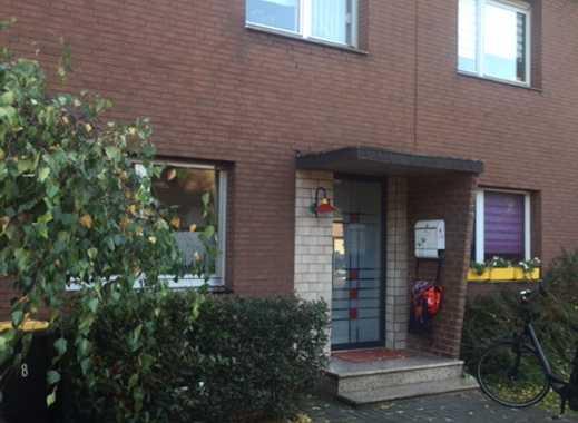 Familienhaus in ruhiger Lage mit vier Zimmern in Duisburg, Mattlerbusch