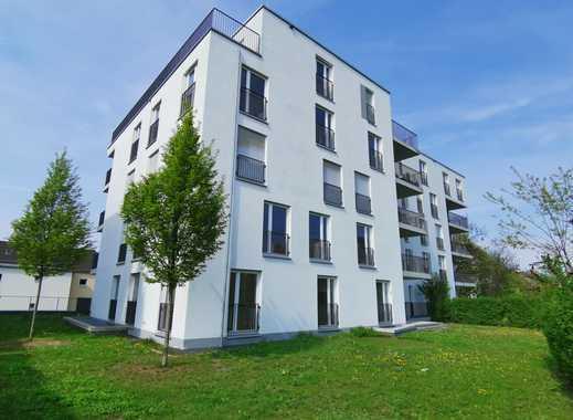 Großzügige 4-Zimmerwohnung mit moderner EBK und Garten