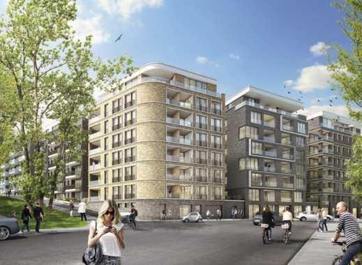 Exklusive 3-Zimmer-Wohnung 90 m² im 1. OG in Stuttgart-West direkt am Berliner Platz - Erstbezug -