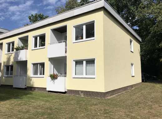 Ansprechende 1,5-Zimmer-Erdgeschosswohnung mit Balkon in Hesssisch Oldendorf