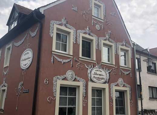 Trendige, neuwertige 2-Zimmer-Wohnung zur Miete in Kitzingen